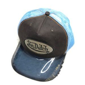 URBAN OUTFITTERS Men Unisex Von Dutch SnapBack Hat